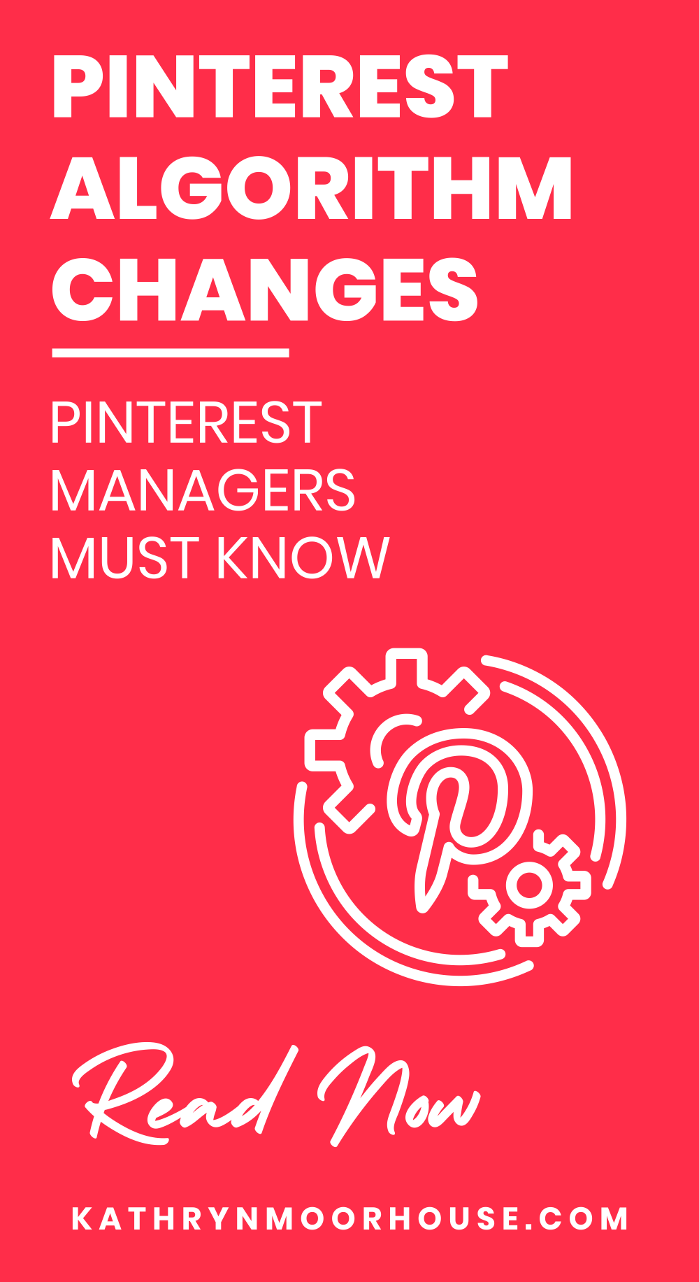 pinterest algorithm changes pinterest managers must know about