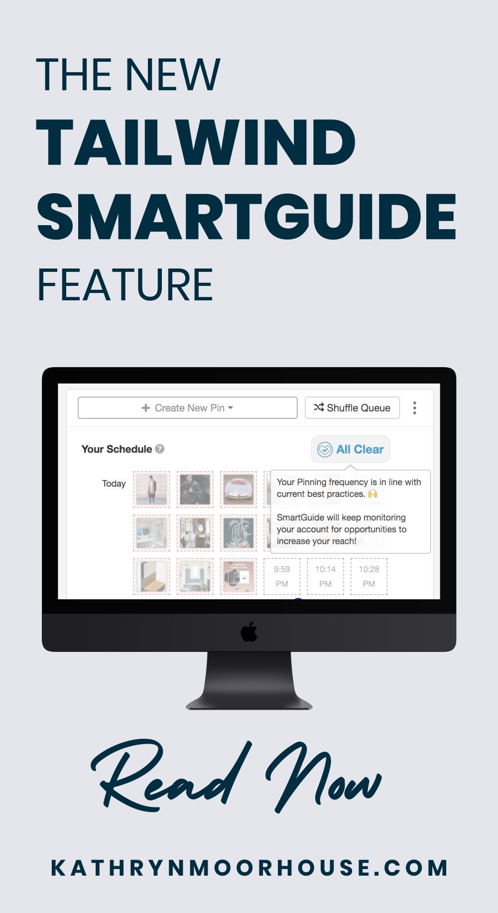 the new Tailwind Smarguide feature